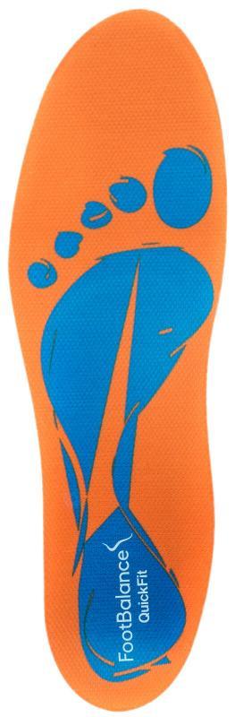 FootBalance QuickFit Orange oranžová - EU 40-41