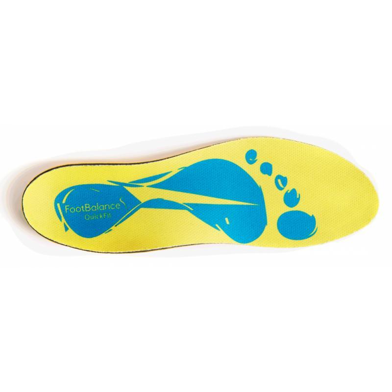 FootBalance QuickFit Yellow - EU 40-41
