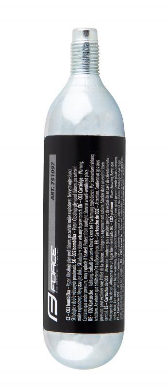 Force Bombička 25 g CO2 závitová