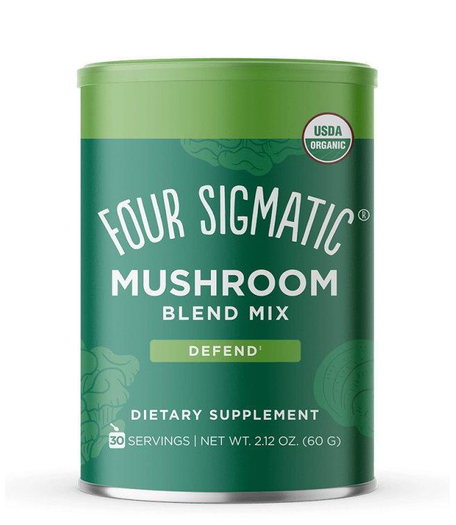 Four Sigmatic 10 Mushroom Blend Mix 60 g