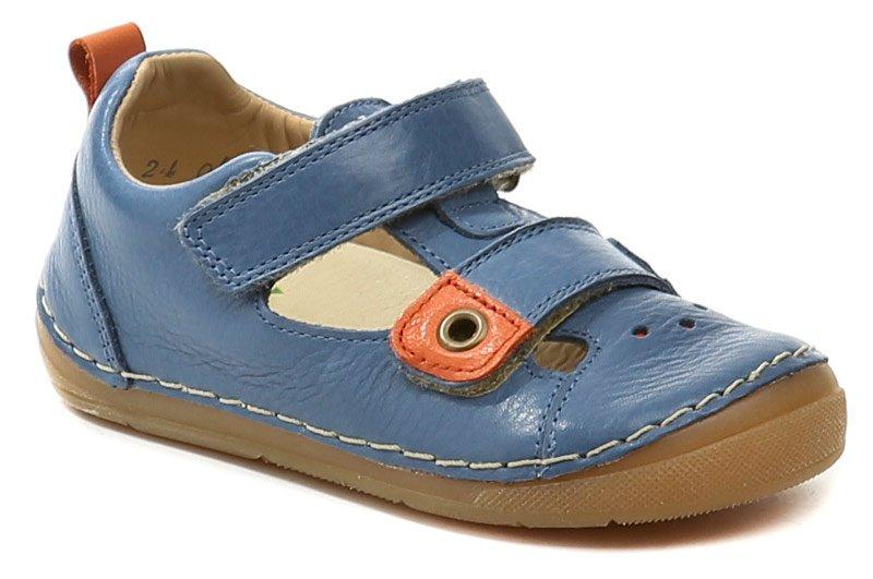 Froddo G2150074-2 modré dětské boty - EU 21