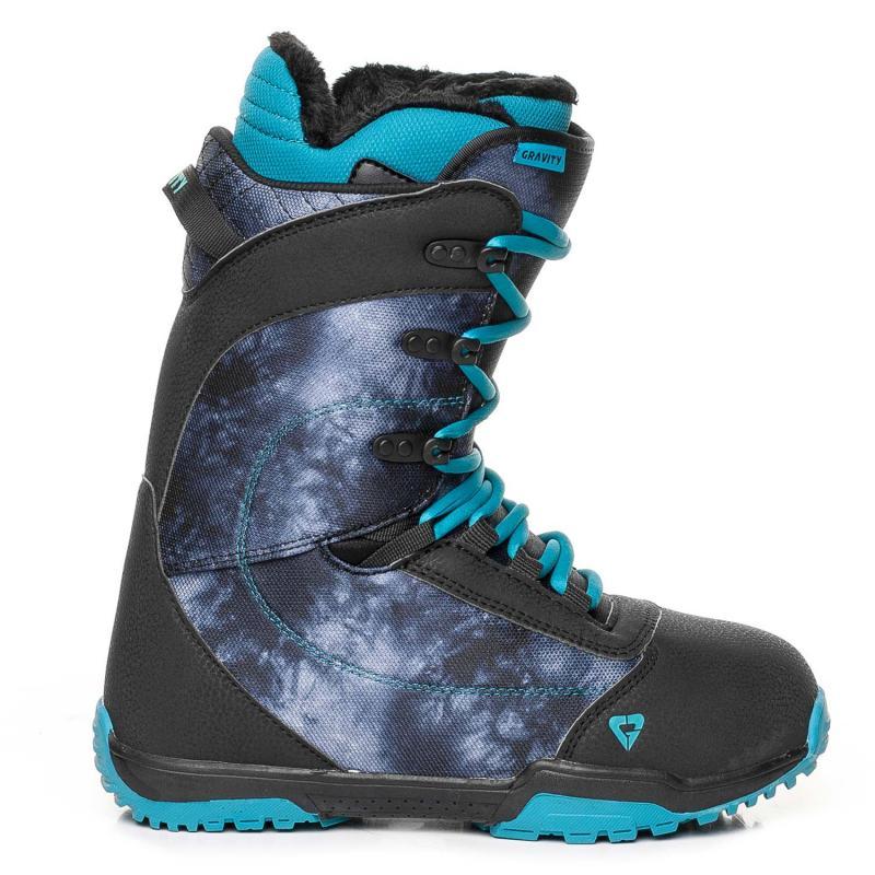 Zvětšit · Gravity Aura black 17 18 dámské snowboardové boty ... 44b990264c