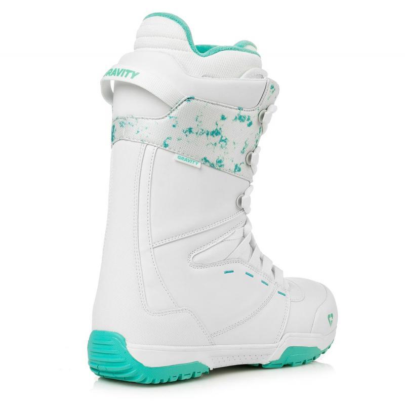 Gravity Bliss white mint 18 19 dámské snowboardové boty + sleva 300 ... df143fe834