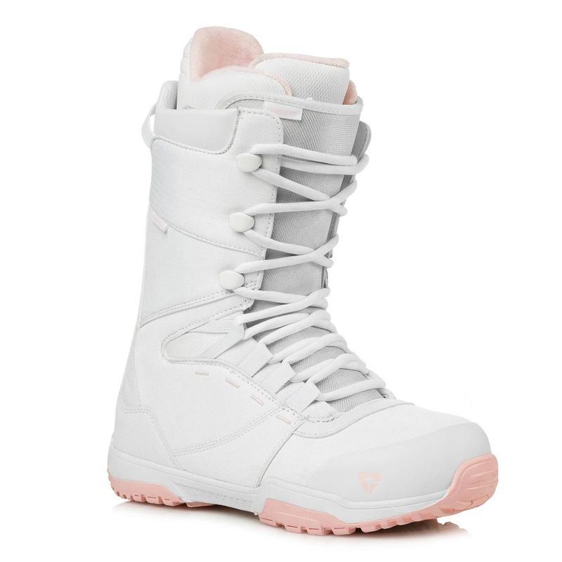 Gravity Bliss white pink 18 19 dámské snowboardové boty + sleva 300 ... c6feab7d52