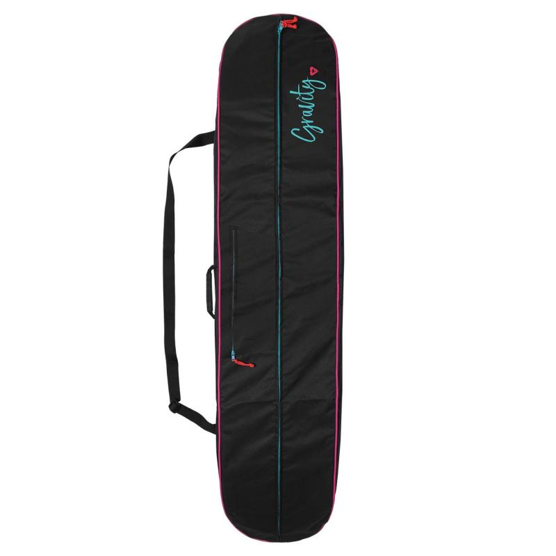 Gravity Rainbow black 19/20 dámský obal na snowboard - 145 cm