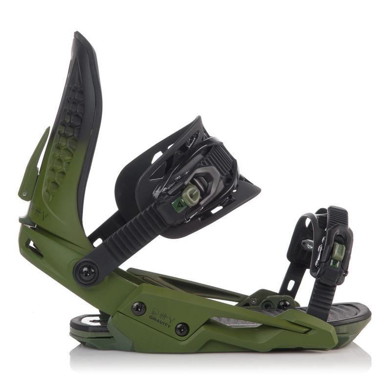 ... Gravity Symbol 18 19 snowboard + vázání Gravity G3 black olive ... 2fd6736684