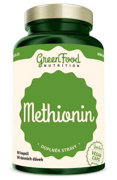 GreenFood Methionin 90 kapslí