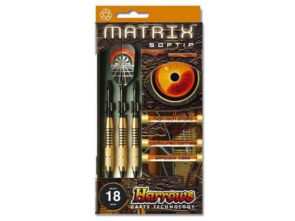 Harrows MATRIX šipky - 14 g