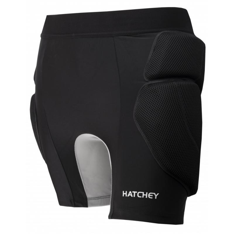 Hatchey Protective Pants Flex - S, black/grey