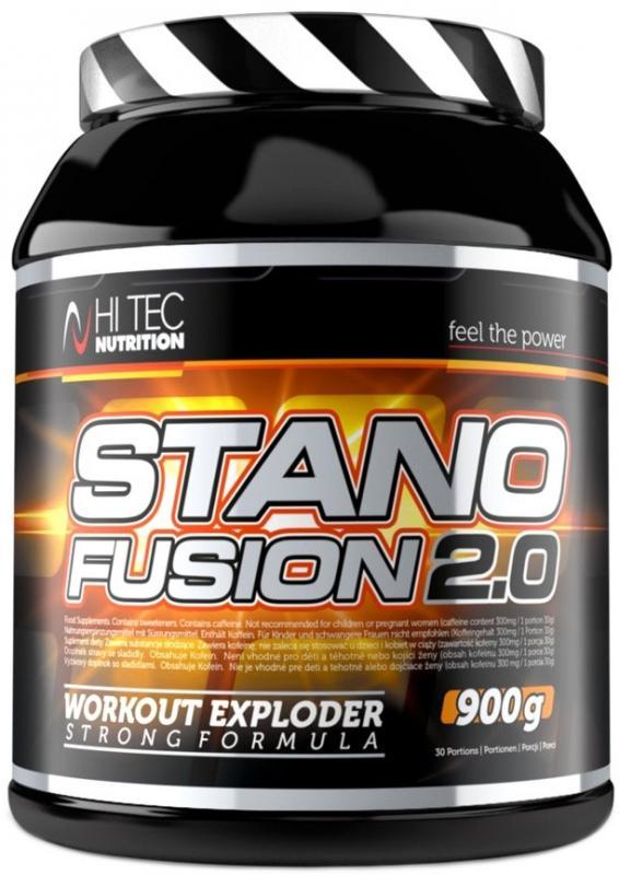 Hi Tec Nutrition Stanofusion 2.0 900g