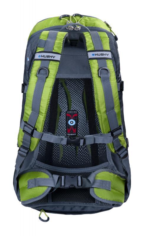 c6364a10d4 ... Husky Salmon 35l zelený turistický batoh ...