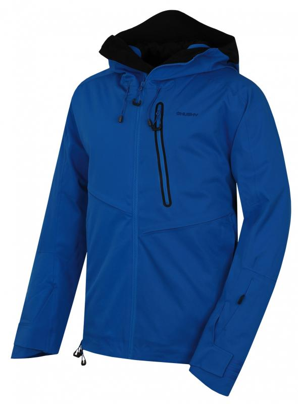 Husky Mistral M modrá pánská lyžařská bunda - XXXL