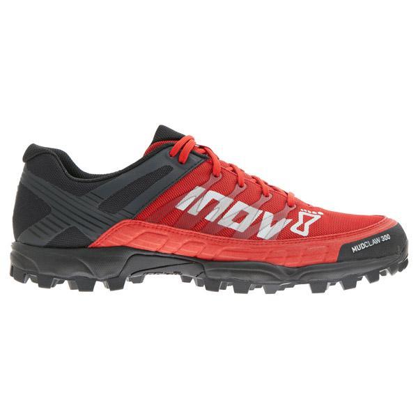 Inov-8 MUDCLAW 300 (P) black/red trail obuv