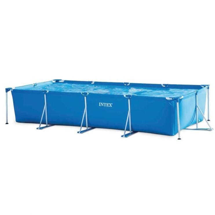 Intex Bazén Frame Pool Family 450x220x84 cm