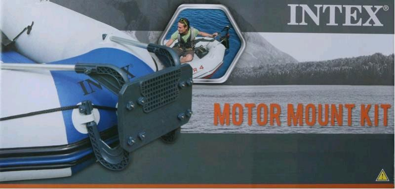 Intex držák motoru