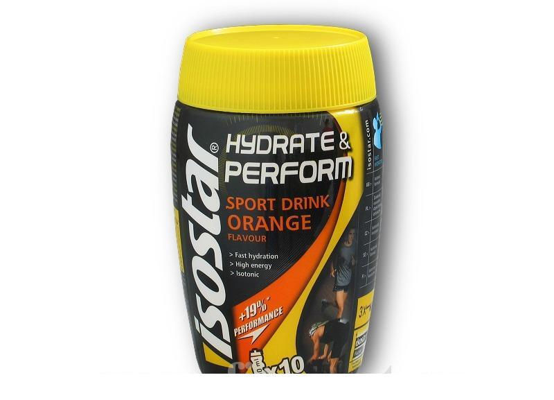 Isostar Hydrate a Perform 400g - lemon