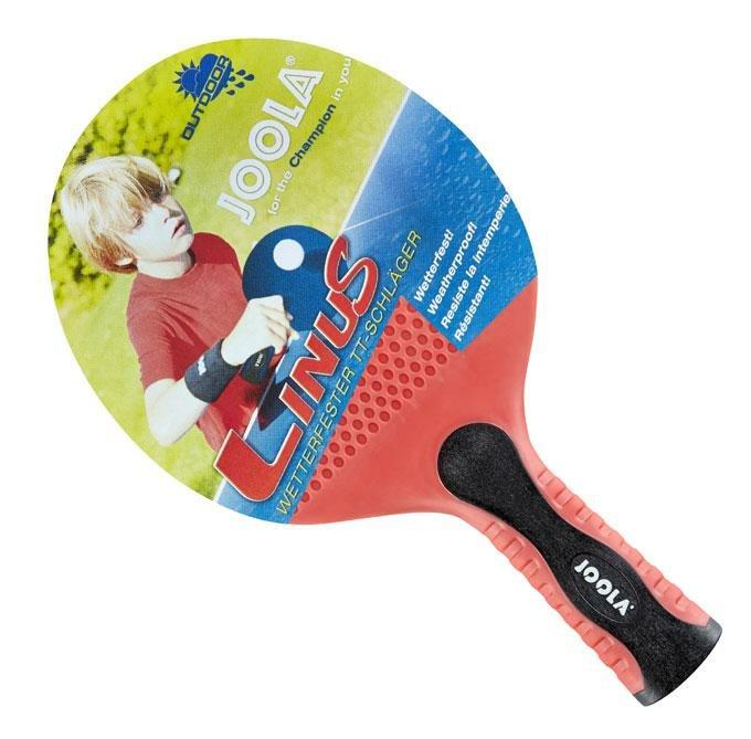 Joola Pálka na stolní tenis OUTDOOR ALLWEATHER LINUS orange