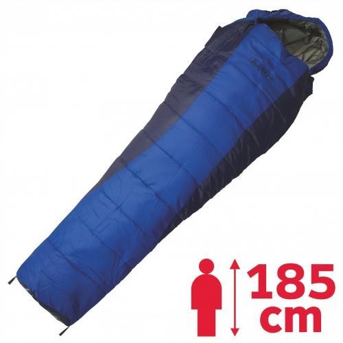 Jurek Hilly DV L - modrá - levý zip