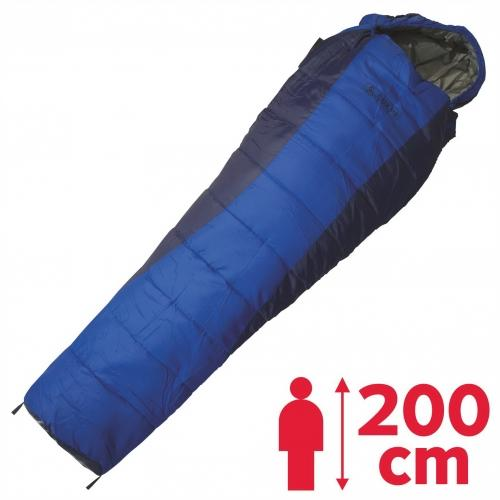 Jurek Hilly DV XL - modrá - levý zip