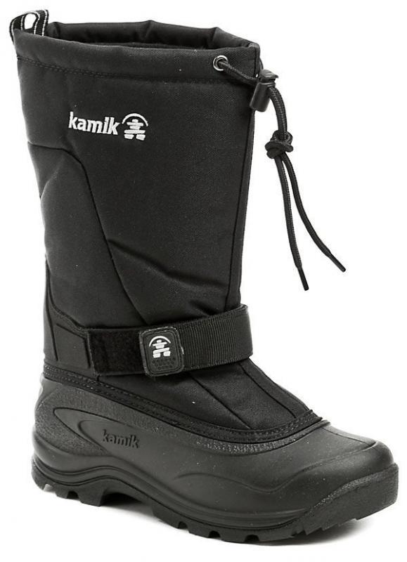 Kamik Greenbay4 černé dámské sněhule - EU 40