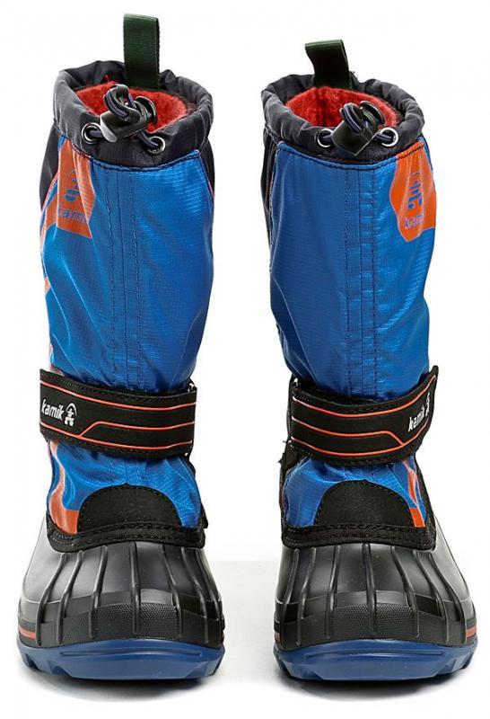 941b9fa1550 ... Kamik Snowcoast4 blue dětské zimní sněhule ...