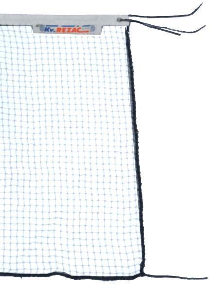 KV Řezáč KV Profi síť na badminton s tyčemi