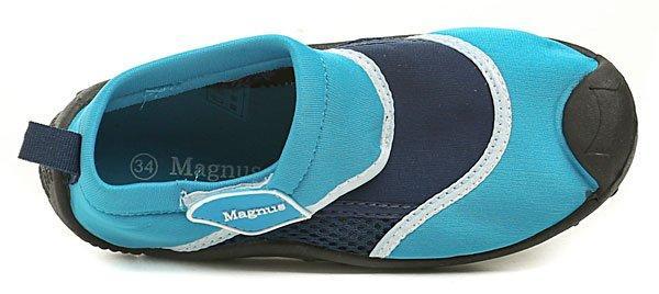 ... Magnus Dětská obuv do vody 44 0827 T1 modrá ... 1ba3cdc86a