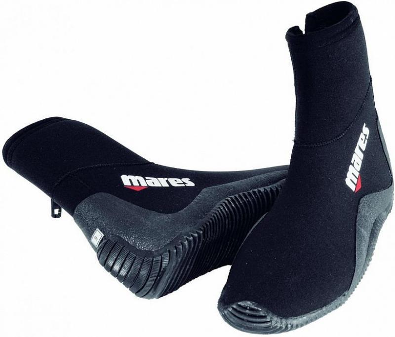 Mares Neoprenové boty CLASSIC NG 3 mm - výprodej - 3 (34-35) (dostupnost 5-7 dní)