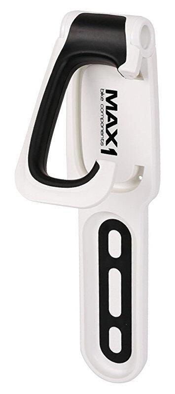 Max1 držák kola na zeď kompozitový za přední kolo