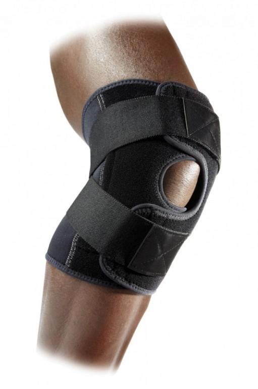 McDavid Neoprenová kolenní ortéza pro skokany a běžce 4195 - M (obvod kolene 35-38 cm)