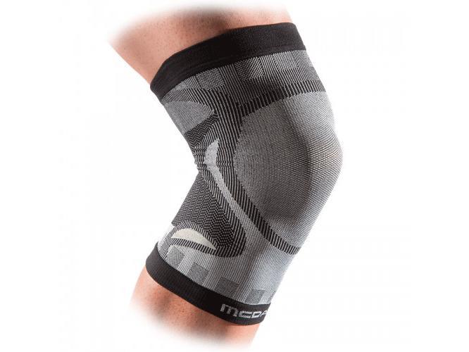 McDavid Elastický návlek na koleno 5140 černá - S (30-36 cm)