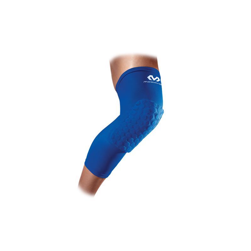 eefb39a62 McDavid 6446 modrý hexpad návlek na nohu s chráničem | Sport365.cz