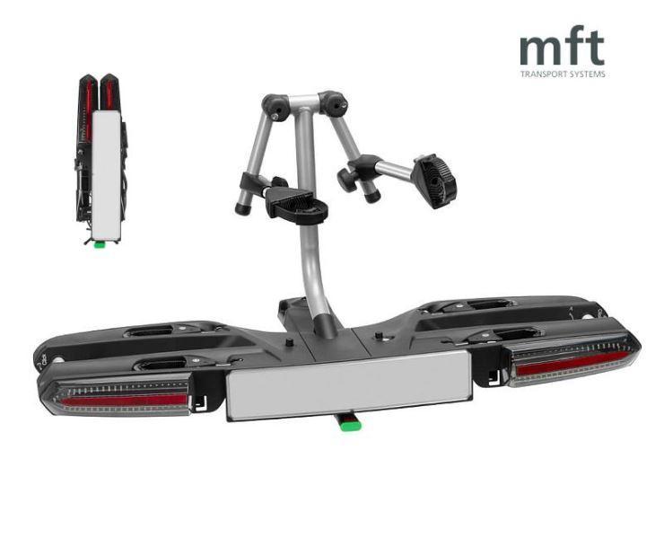 MFT compact 2e+1 - 2 kola nosič na tažné + adaptér el. přípojky Zdarma