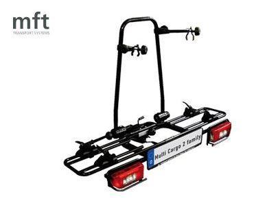 MFT Multicargo 2 Family - 2 kola - nosič na tažné zařízení + adaptér el. přípojky Zdarma