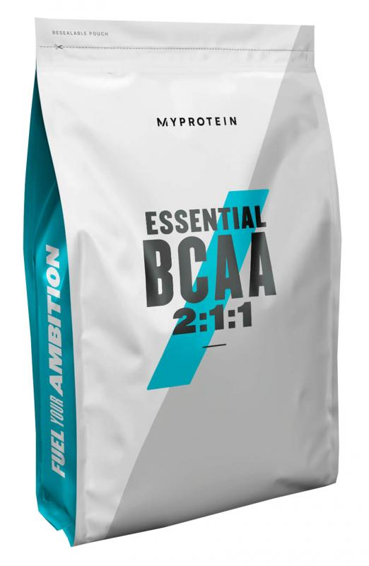 MyProtein BCAA 250 g - tropické ovoce