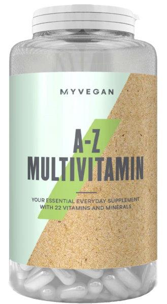 MyProtein Vegan A - Z multivitamin 180 kapslí