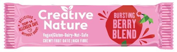 Creative Nature Raw Flapjack 38 g - goji