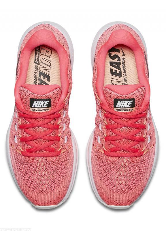 a5f845bbbf1 ... Nike AIR ZOOM VOMERO 12 W (863766-601) oranžové dámské běžecké boty ...
