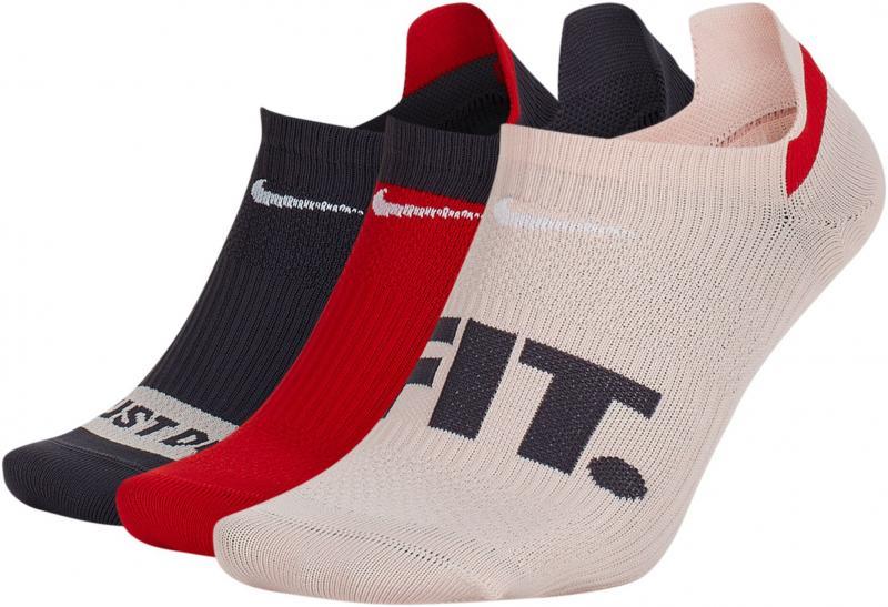 Nike EVERYDAY PLUS W (SX7830-909) dámské ponožky - S (EU 34-38)