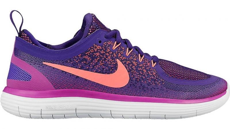 Nike FREE RN DISTANCE 2 W (863776-502) fialové dámské běžecké boty