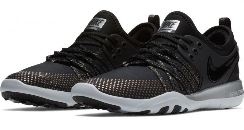 356823201d7 Nike FREE TR 7 METALLIC W (922844-001) dámská fitness obuv