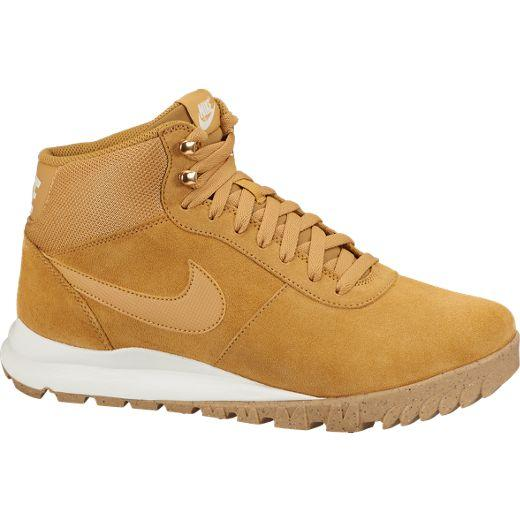 Nike HOODLAND SUEDE (654888-727) hnědé zimní boty - US 10 / EU 44