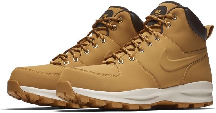 Nike MANOA LEATHER (454350-700) zimní boty - US 10 / EU 44