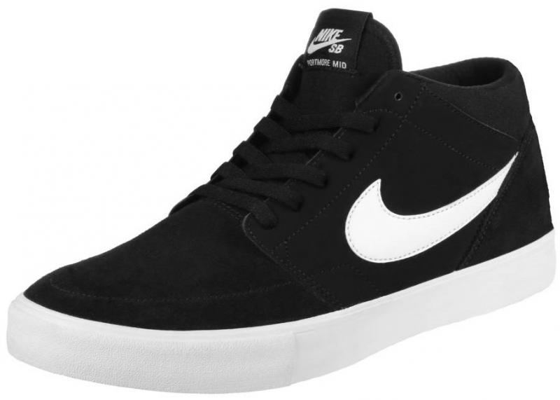 Nike SB SOLARSOFT PORTMORE II MID - US 12 / EU 46