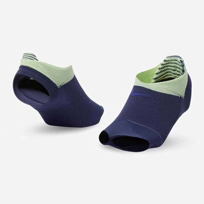 Nike STUDIO W (SX7827-557) dámské yoga ponožky - US 8-9,5 (EU 39-41)