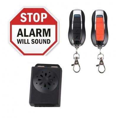 Nitro Alarm pro 36V modely