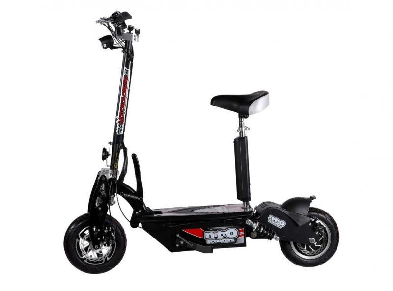Nitro scooters Cruiser 1200 Plus elektrická koloběžka - bez sedátka