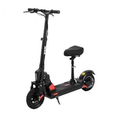 Nitro scooters Rider 800 Pro - černá elektrokoloběžka - bez sedátka