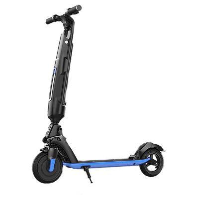 Nitro scooters X500 modrá elektrická koloběžka
