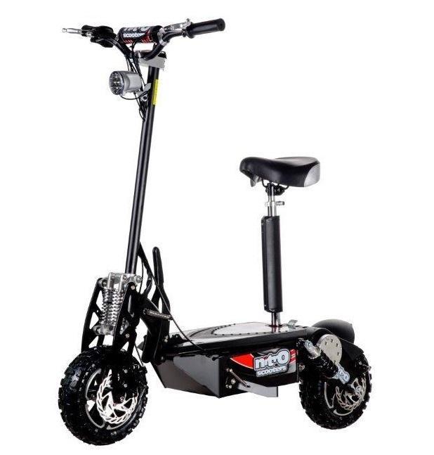 Nitro scooters XE 1200 ALLROAD - Pneu 11,5 palců ALLROAD - včetně sedátka (+490 kč)